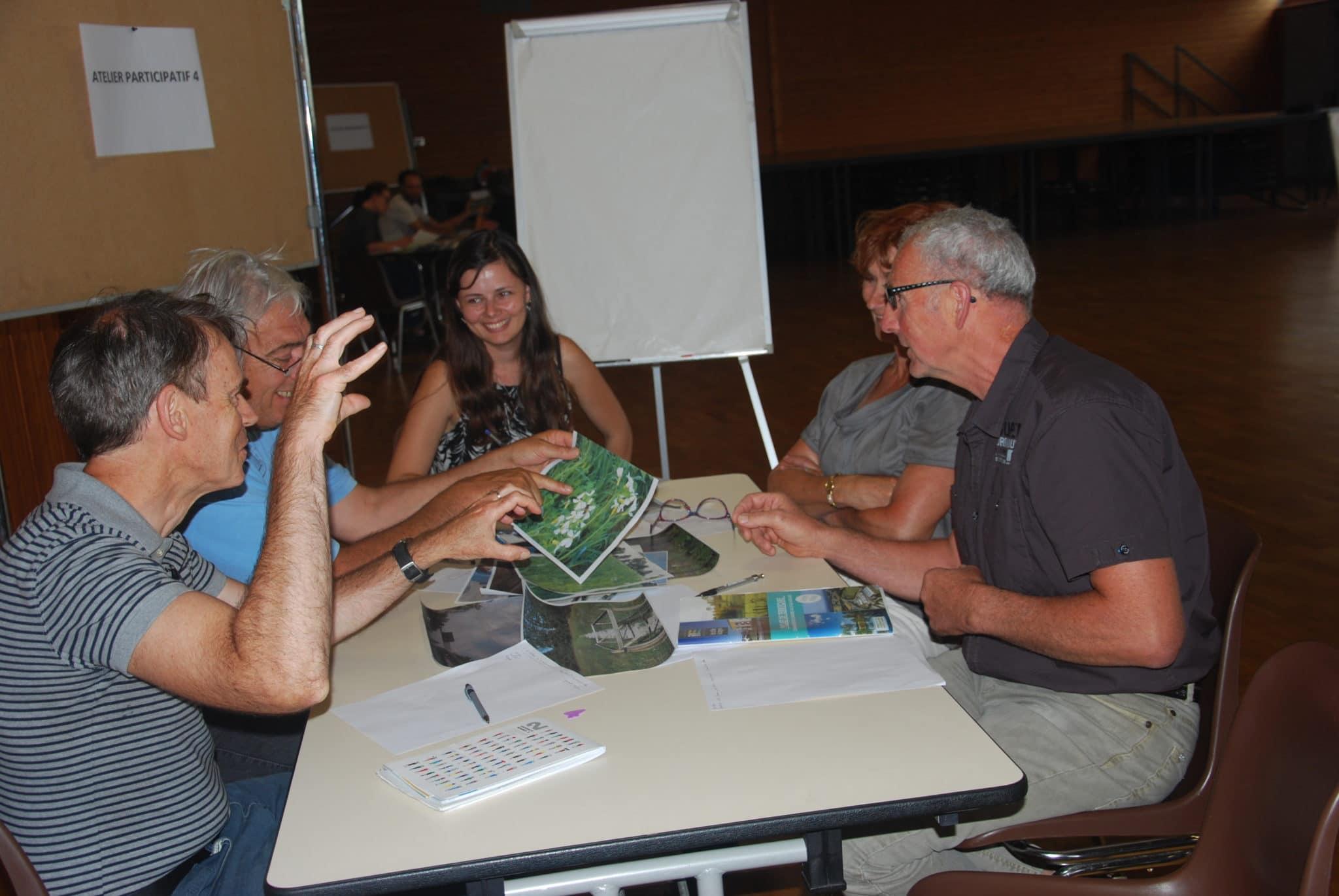 atelier de concertation trame verte et bleue