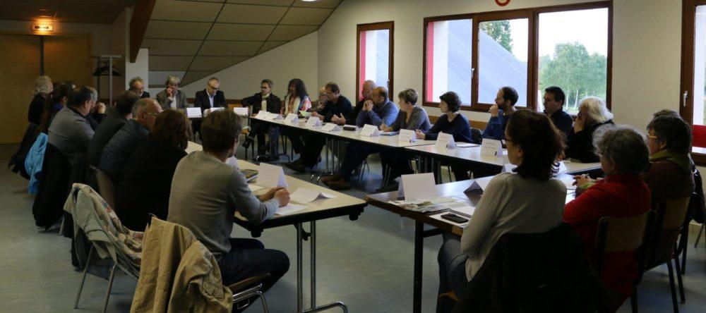visuel d'illustration - réunion de constitution du conseil de développement