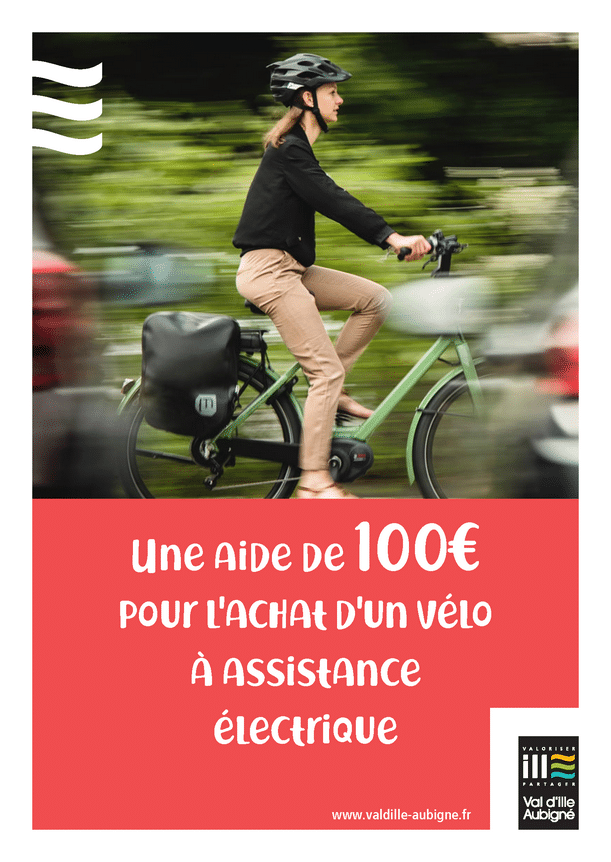 affiche aide acquisition VAE