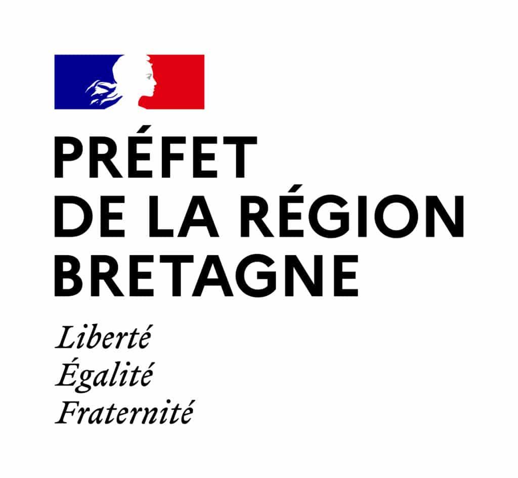logo prefecture région bretagne